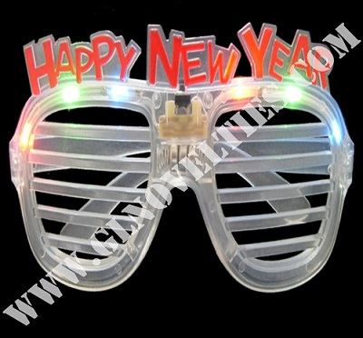 Happy New Year Glasses XY-1272