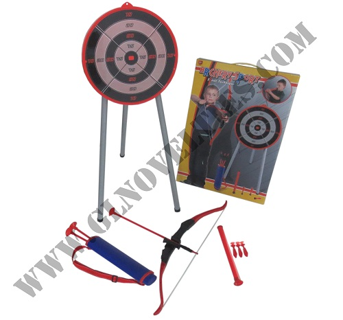 Standing Bow and Arrow 10PCS GL-532