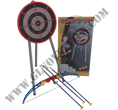 Standing Bow and Arrow 5 pcs GL-533