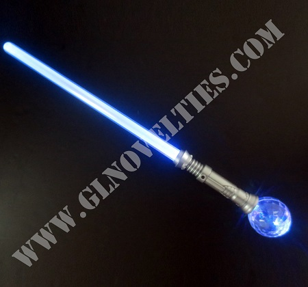 Light Up Sword with 8CM Magic ball XY-026