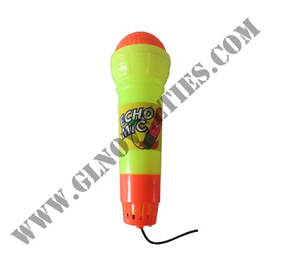 Plastic Small Echo Microphone Toy GL-544