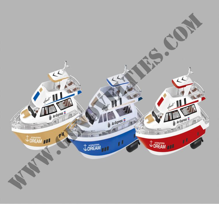 Radio Control Cruise Ship GL-5714